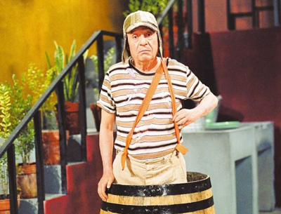Chaves no barril